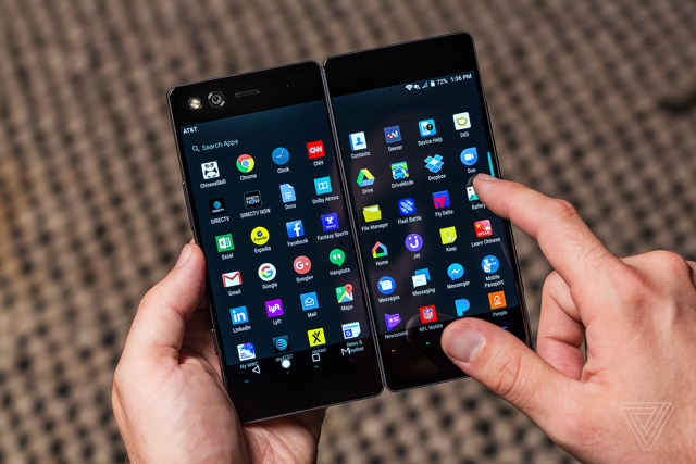 Что известно о «гибком» смартфоне samsung galaxy f?