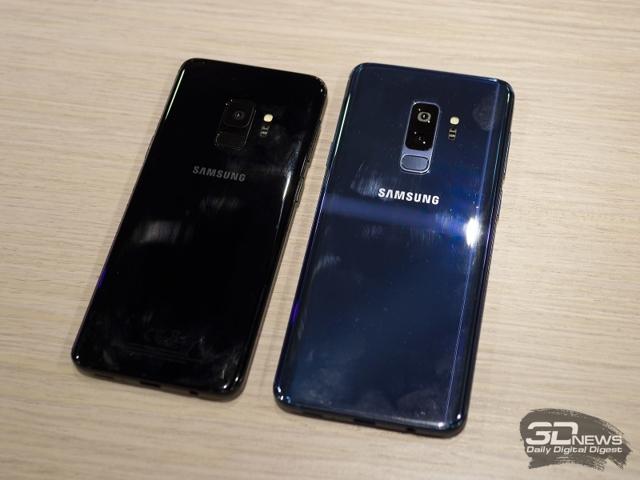 samsung galaxy s9 | обзор конкурентов, сравнение, аналоги