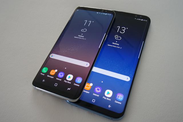 samsung galaxy s8 или s8 plus ‒ кто круче? Сравнение смартфонов