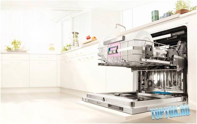 Лучшие встраиваемые посудомоечные машины bosch