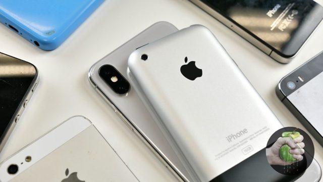 Китайцы создали свой собственный iphone x (10) раньше apple