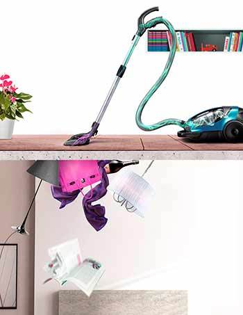 Какой мощности должен быть пылесос: всасывания и потребляемой