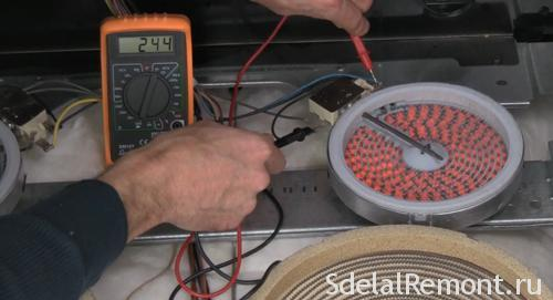 Как отремонтировать варочную поверхность самостоятельно?