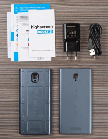 Обзор смартфона highscreen boost 3
