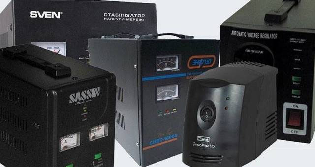 Как выбрать стабилизатор напряжения для дома или дачи?