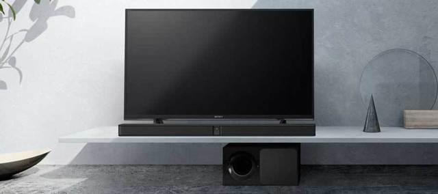 Обзор необычных телевизоров