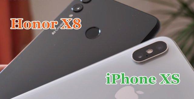honor 20 или honor 8x – кто круче? Сравнение смартфонов
