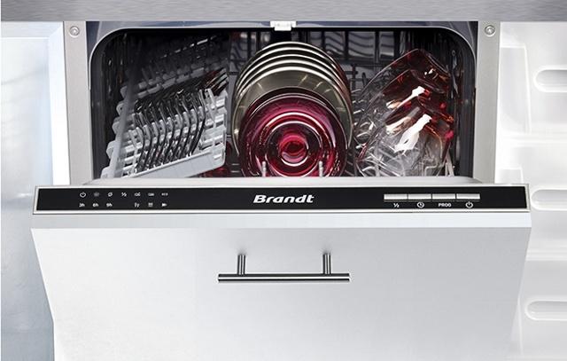 О мощности потребления энергии посудомоечной машиной