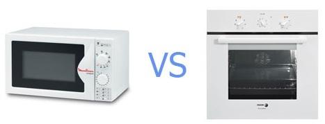 Духовка или микроволновка: что лучше выбрать?