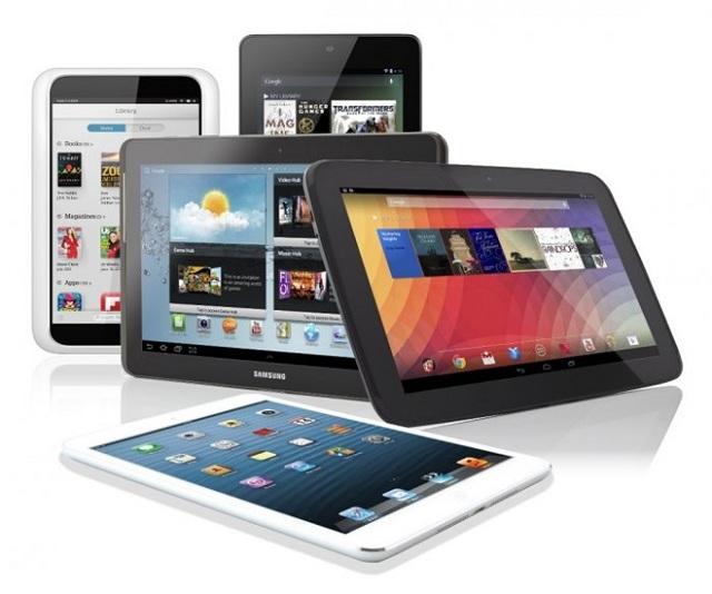 Рейтинг лучших планшетов с экраном full hd