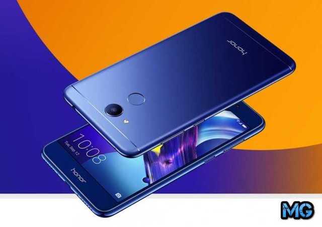 huawei представила смартфон honor 6c pro