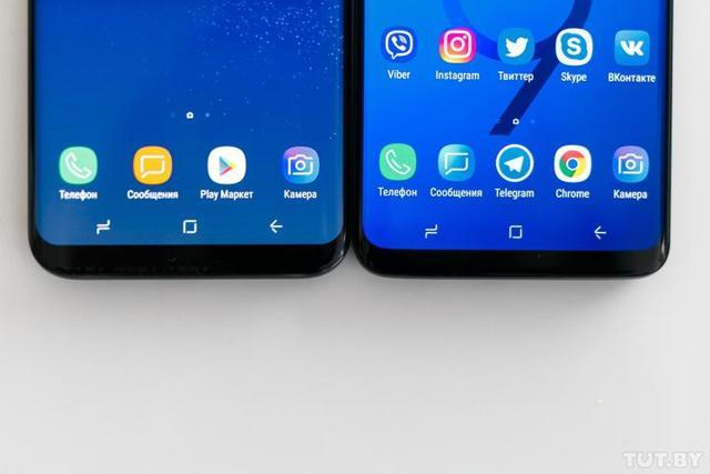 Обзор нового смартфона samsung galaxy s9 (и s9+) ‒ старый дизайн, новая начинка