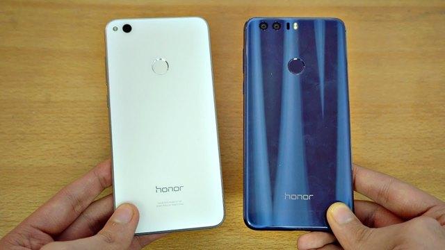 huawei honor 8 или honor 8 lite ‒ в чем разница? Отличия между смартфонами