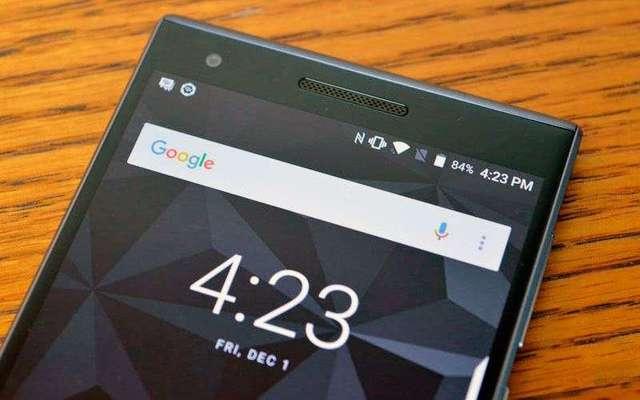 Смартфон blackberry motion без клавиатуры представлен официально