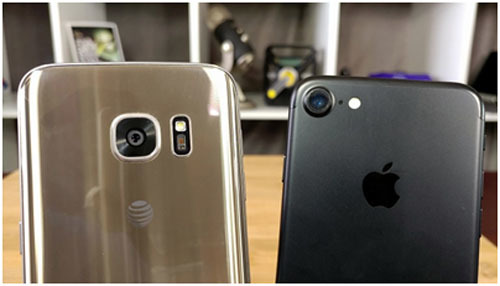 Сравнение: samsung galaxy s7 или iphone se – что лучше выбрать?