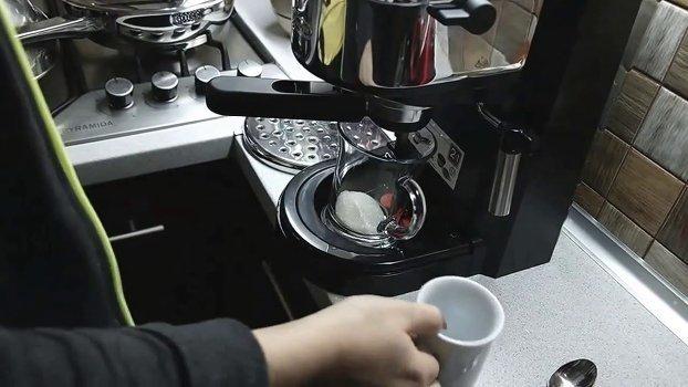 Как выбрать рожковую кофеварку (эспрессо) для дома ?