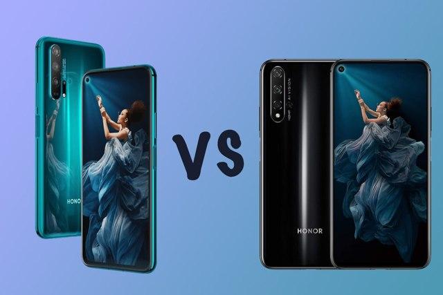 honor 20 pro или view 20 – кто круче? Сравнение смартфонов huawei