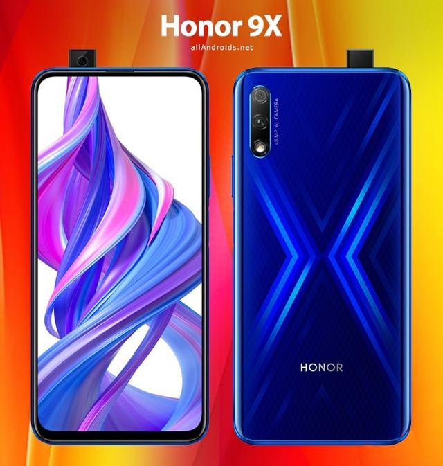 honor 9x and 9x pro на kirin 810 вышли. Характеристики, цены