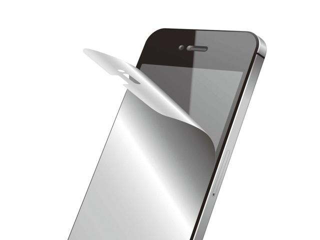 Экраны телефонов становятся пластиковыми и небьющимися