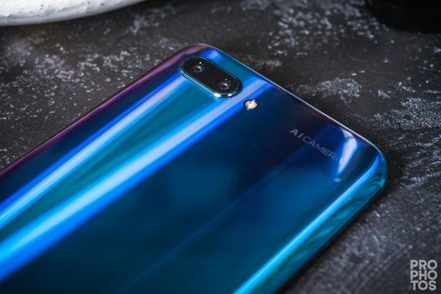 Обзор смартфона huawei honor 10, тест камеры с примерами фото