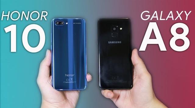 honor 10 vs samsung galaxy a30 – что лучше выбрать? Сравнение смартфонов