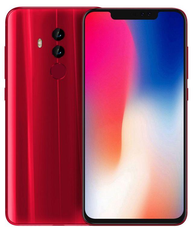 huawei представил дешевую копию iphone x
