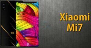 Стали известны характеристики флагмана xiaomi mi7