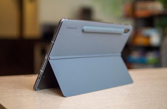 Обзор samsung galaxy tab s6 - лучший android-планшет в мире