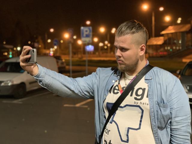 Примеры фото на камеру iphone xs: широчайший ДД, классный Боке