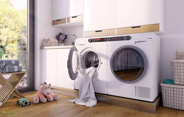 Что лучше: сушильный шкаф или сушильная машина?