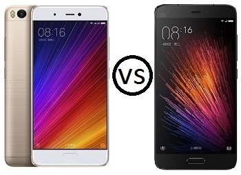 Сравнение xiaomi mi5 и mi5s: основные отличия, что лучше?