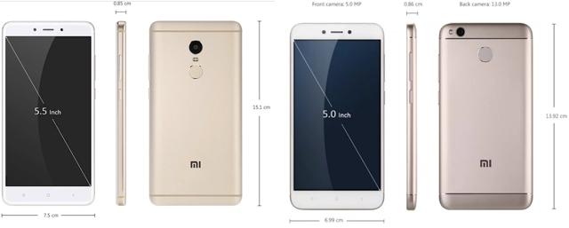 Сравнение смартфонов xiaomi redmi note 4 и 4x: отличия, что лучше?