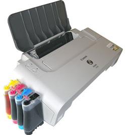 Воздух в принтере: причины и устранение