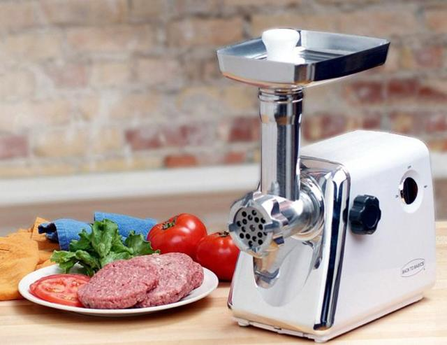 Как выбрать электрическую мясорубку для дома?
