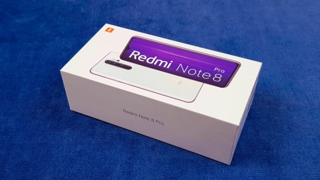 redmi note 8 pro – официально первый смартфон с 64 Мп камерой