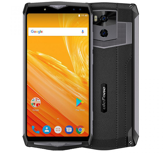 Представлен смартфон с самой мощной батареей (16000 мАч)