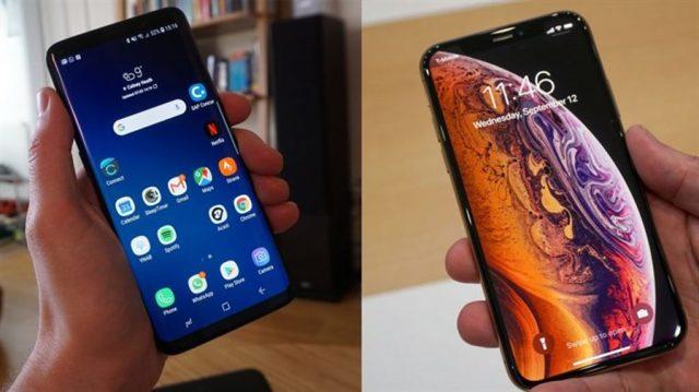 iphone xs vs samsung galaxy s9 – что лучше? Сравнение смартфонов