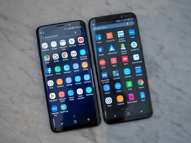 Сравнение смартфонов samsung galaxy s8 и s9: отличия, тест камер и производительности