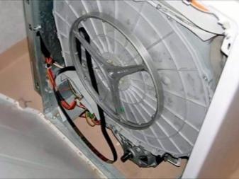 Не вращается барабан стиральной машины: причины и советы по ремонту