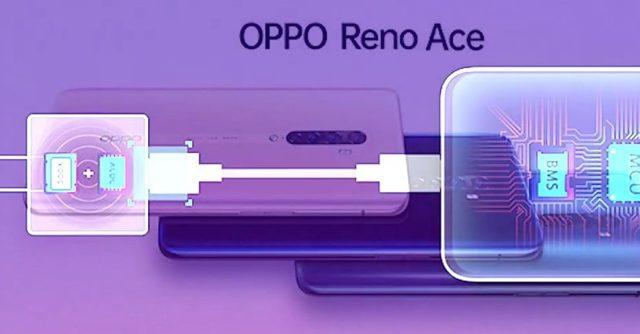 oppo reno ace – лидер по скорости зарядки. Обзор флагмана